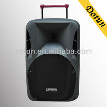 Dotun 12/15 inch bluetooth speakers subwoofer