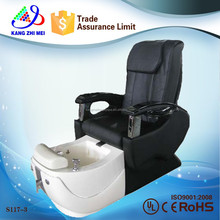 pedicure chair remote control/pedicure massage chair spa/modern pedicure chair of nail salon furniture s117-3