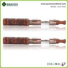 Green Sound mini wooden vaporizer pipe accept paypal Ce,RoHS,FCC model ship kit wood