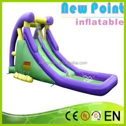 New Point inflatable water slides for summer,outdoor or indoor inflatable slide,inflatable water slides