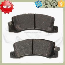 Brake pad pair manufacturer in China automotive brake for Lexus D325 auto spare brake pad