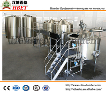 2015 hot electric brew equipment/used beer tower ----hot sale of complete brewery for russia speaking market