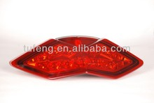 Motorcycles Rear Lights Special Red Led Tail Lights With Turn Signals For KAWASAKI Z1000