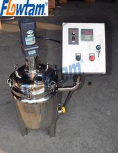 industrial stainless steel food processing Bio fermentation tank