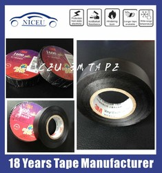 3M 1600 pvc insulation tape, insulation waterproof tape