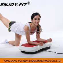 Machine Oscillating platform with manual and tools crazy fit massage body exercise vibration platform trainer