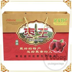 Custom Design Printed art paper bag supplier with high quality
