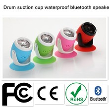 Vogoge drum Long standby time speaker, suction cup Bluetooth speaker