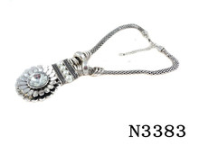 N3383 Special Fashion Sunflower Pendant Necklace