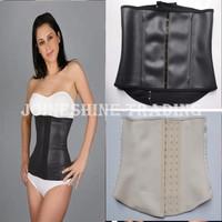 Free shipping plus size waist training corset wholesale