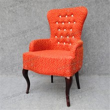 2015 Hot sale modern throne fabric chair/high class living room fabric chair YC-T184