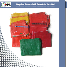 competitive price fine workmanship pp/pe knitted plastic bags