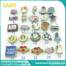 High quality low price fashion wholesale bracelet charms pendant charms
