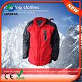 Hj08 7.4v aquecido quente da venda de inverno mens casacos dos homens da forma roupa