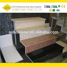 Baratos não- deslizamento de escadas de granito preços