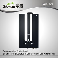 WO-Y27 Zero water pressure bathroom gas geyser 12L