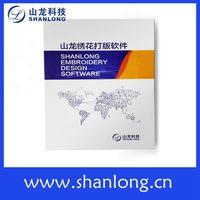 Shanlong Easy Handle Fashion Embroidery Software Design , Embroidery Design Software