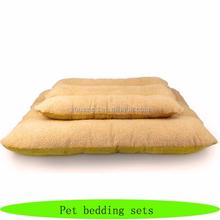 Heated pet dog bed mattress, best selling pet heating pad, custom dog bedding sets
