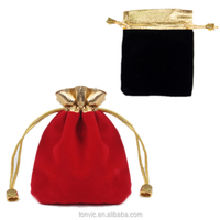 Satin gift bag jewellery pouch in stock