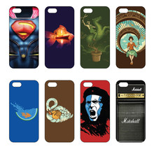 2015 Wholesale High quality Cover Case Cheap mobile phone case Painting Phone Cover Case For iPhone4/4s