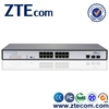 ZTEcom High Quality PoE 16 port Managed Gigabit Switch