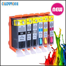 PIXMAIP4870 for canon printer ink cartridge compatible for canon PGI725 CLI726
