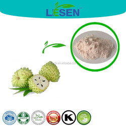Best selling products soursop pulp powder