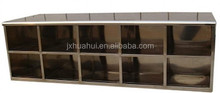 Custom antique shoe cabinet stainless steel shoe rack cabinet from China
