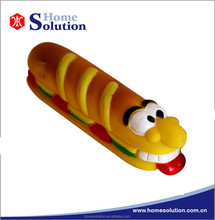 Approved by third party test pet supplier dog rubber toys free samples