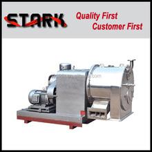 HR 400 Horizontal piston pusher fruits and vegetables dehydration centrifuge