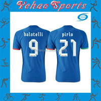 soccer jersey uniform with excellent material 2015