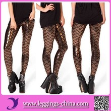 2015(33236) High Waist Girls Hot Girls Sexy Leather Leggings