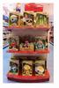 cute toy store shelf Half Round Store shelf