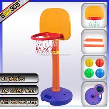 medium size kids children basketball stand