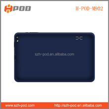 2015 latest style dual core cpu tablet pc two cameras, support flash light