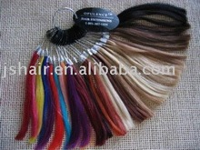 color ring/color chart/human hair products