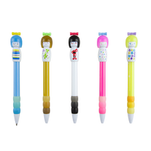 Japanese doll cartoon pen