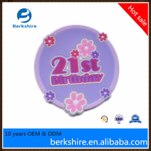 Soft pvc desk pad / coaster/ cup mat as promotion gift