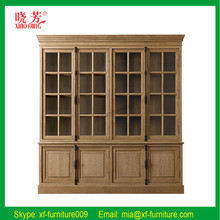 China supplier alibaba china oak living room furniture study cabinet
