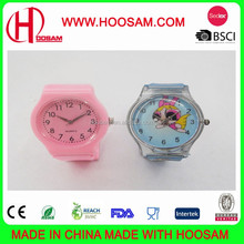 Silicone waterproof kids watch/ 2015 Lovely silicone kids slap watch/ Silicone kids carton watch