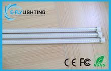 T8 ellipse 4 feet dimmable bule t8 integrated led light LED light tube