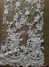 Best cord embroidery patterns bridal lace fabric