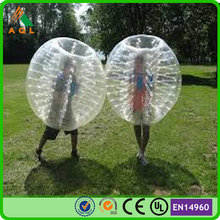High quality adult size TPU inflatable belly bump ball cheap sale in China