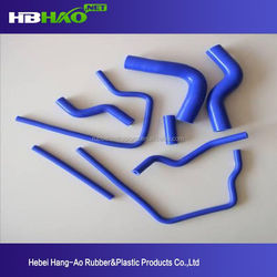 China factory rubber coated pipe
