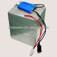 Rechargeable storage battery pack 72v 40Ah with high quality