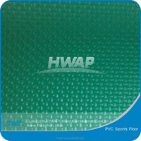 4.5mm*18m*20m Table tennis courts courts pvc sports flooring