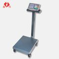 TCS series , 1 tonelada, escala de plataforma industrial
