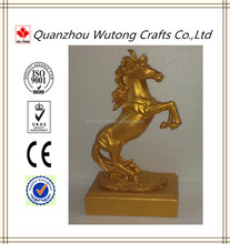 Haute Couture Resin Animal Statue Trophy Collection