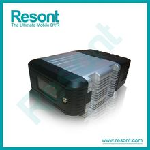 Resont Mobile Vehicle Bus Truck Coach Train Automobile Dual HDD Hard Disk Drive car dvr user manual