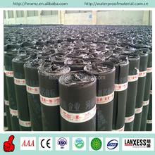 ISO hot melt SBS cheap waterproofing membrane bitumen
